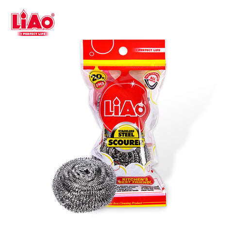 H0043 Stainless steel scourer