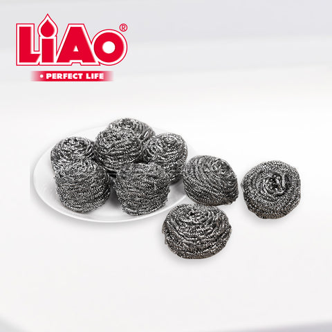 H0045 Stainless steel scourer