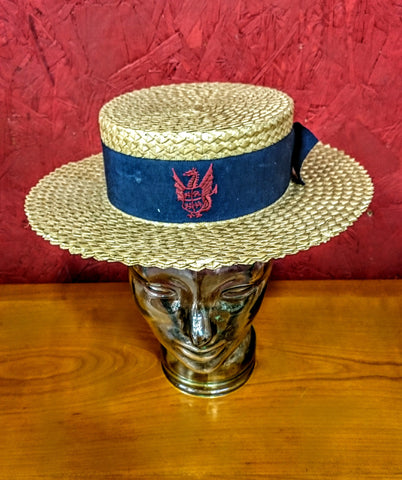 Christys Of London Vintage Boater Hat