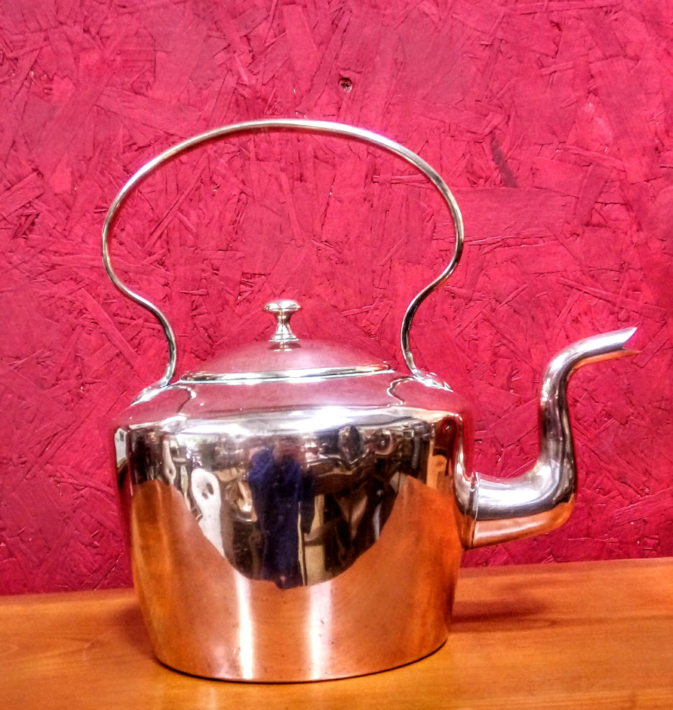 Georgian / Early Victorian Copper Kettle