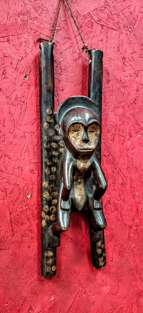 Congo Mbole African Tribal Art Figure