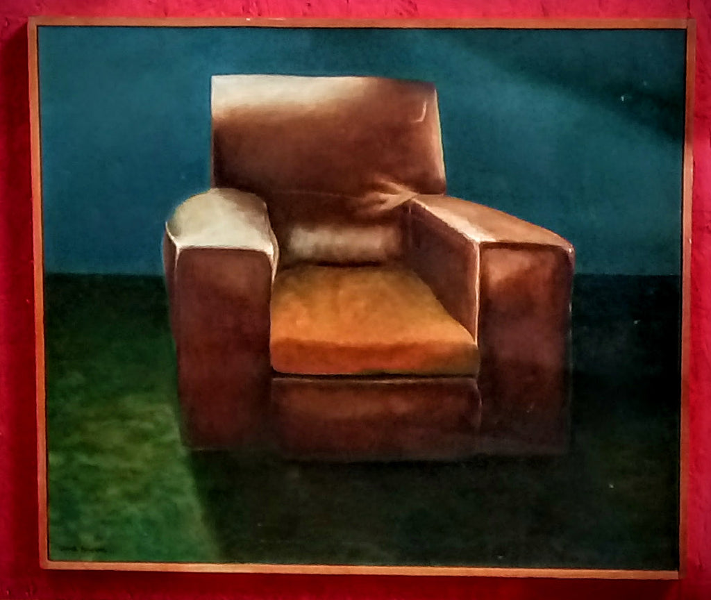 A Chair - By Dereck Brisco