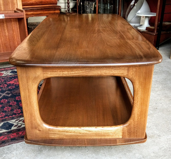 Ercol Minerva Coffee Table / TV Stand