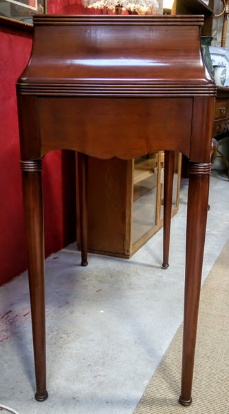 Ladies French Cherry-wood Desk