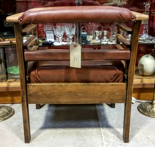 Heber Edwards Chair / Piano Stool