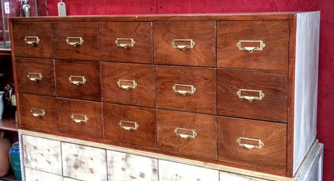 15 Draw Index Cabinet