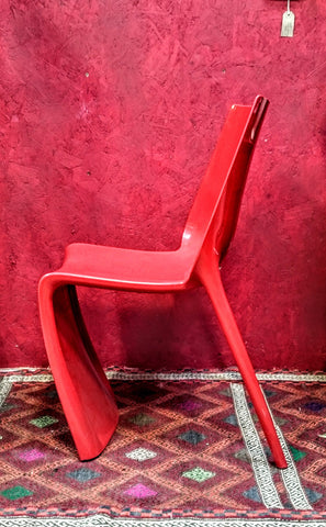 Designer Pedrali Nylon Chair