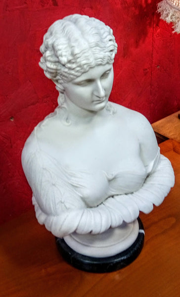 Reconstituted Marble Bust of 'Venus'