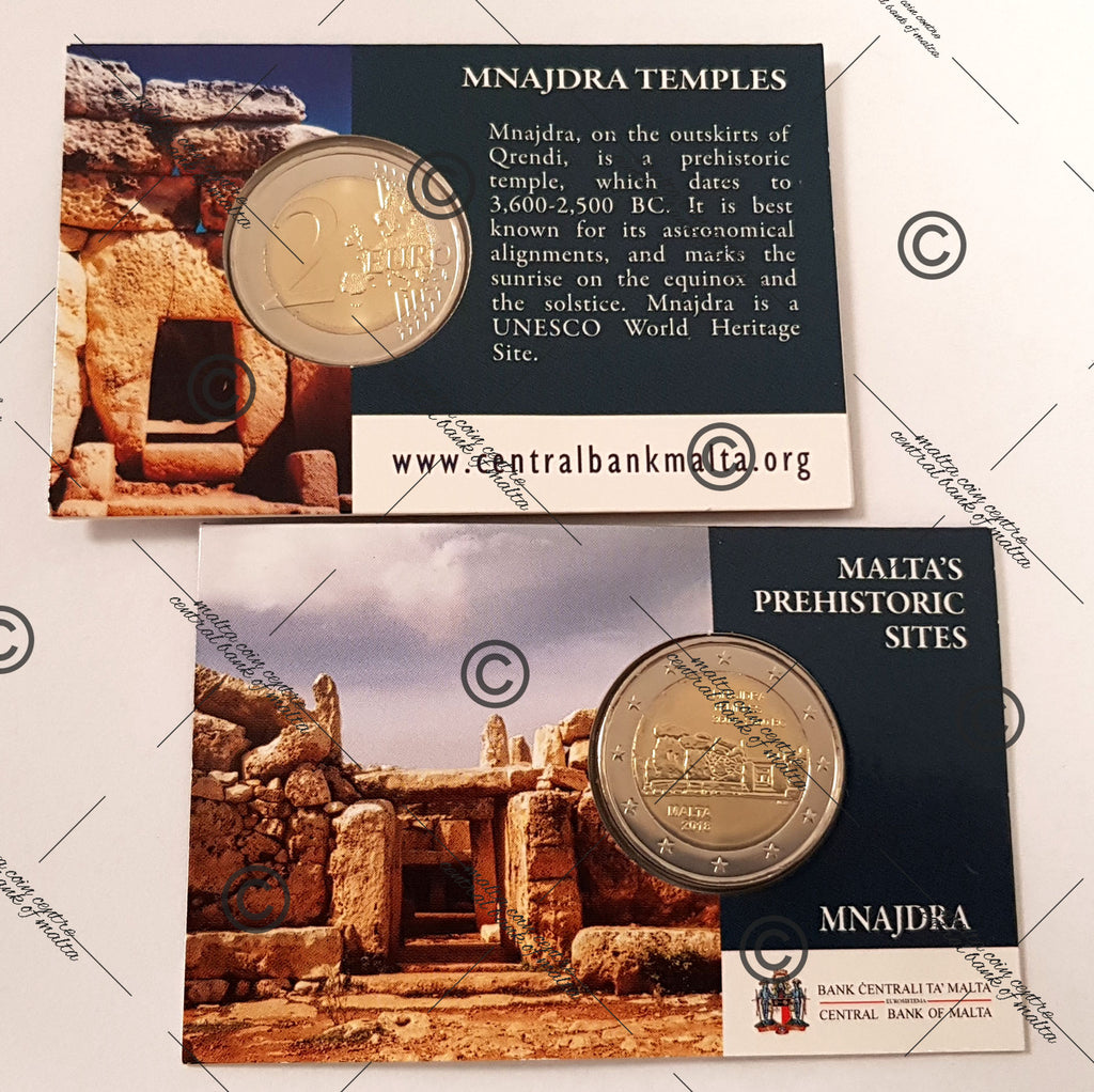Mnajdra - Coin Cards