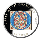 'L'Isle Adam Graduals - 1533' Silver Proof
