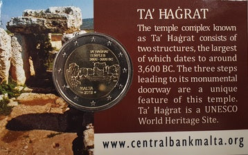 Ta' Hagrat - Coin Cards