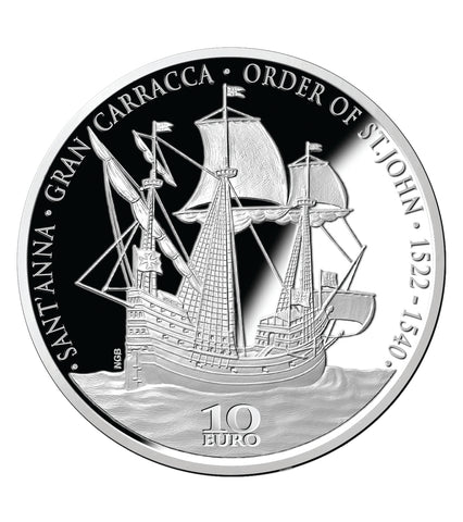 €2 Commemorative pack of 5 coins