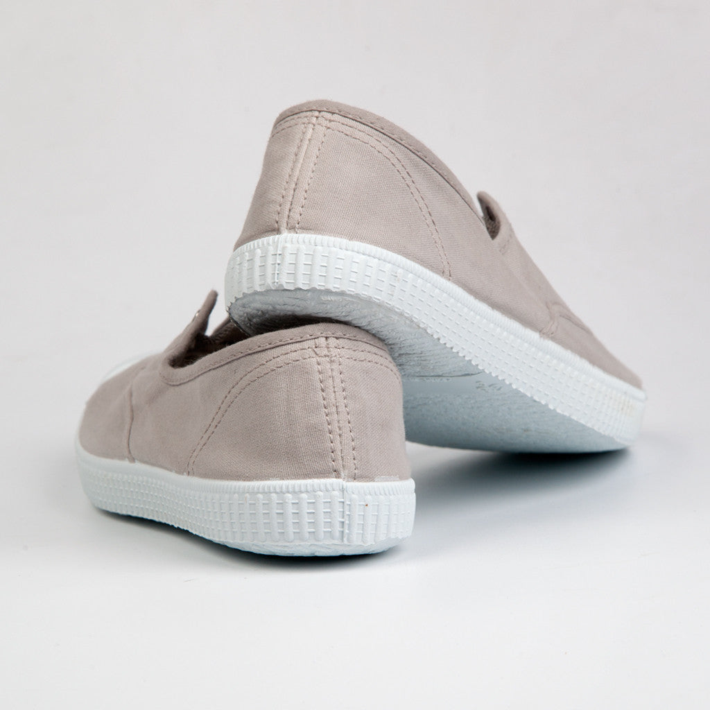 Hampton Canvas Plum - PUTTY (EU 24-36)