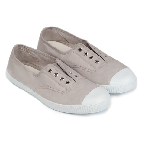 Hampton Canvas Plum - WHITE (EU 37-43)