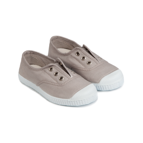 Hampton Canvas Plum - WHITE (EU 24-36)