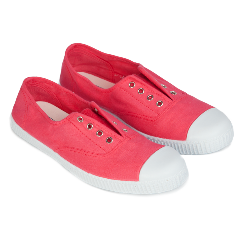 Hampton Canvas Plum - WATERMELON (EU 37-43)