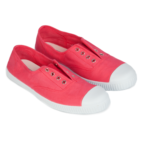 Hampton Canvas Plum - ROSA (EU 37-43)