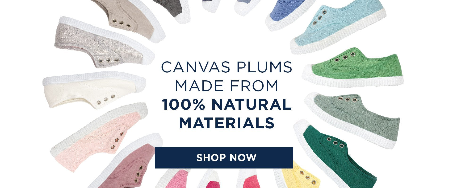 Hampton Canvas Plimsoll Shoes Blue Green Pink