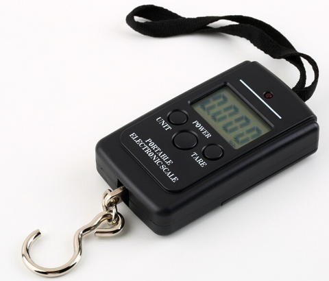 Portable Digital 88lb Hand Scales
