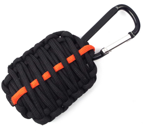 Key Chain Survival Kit Grenade