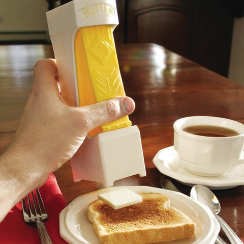 One Click Butter Stick Slicer