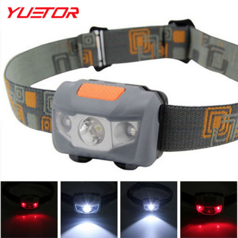 Multifunction Waterproof LED Headlamp