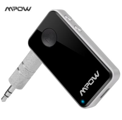MPOW Wireless Bluetooth Auxiliary Adapter