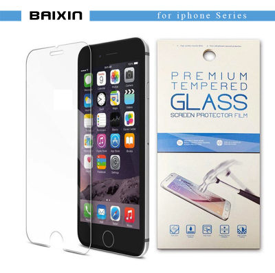 Tempered Glass Screen Protector for iPhone (All Models)
