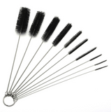 10 Piece Nylon Pipe Cleaning Brush Set
