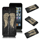 The Walking Dead - Daryl Dixon Hard Cover Case For iPhone