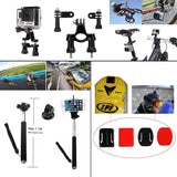 The Ultimate Accessory Combo Kit For GoPro HERO 4/3+/3/2/1