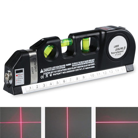 4 in 1 Infrared Laser Level And Measurement Tool