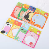 1pcs Animal Series Memo Sticky Notes