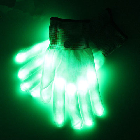 LED Gloves For Parties/Events
