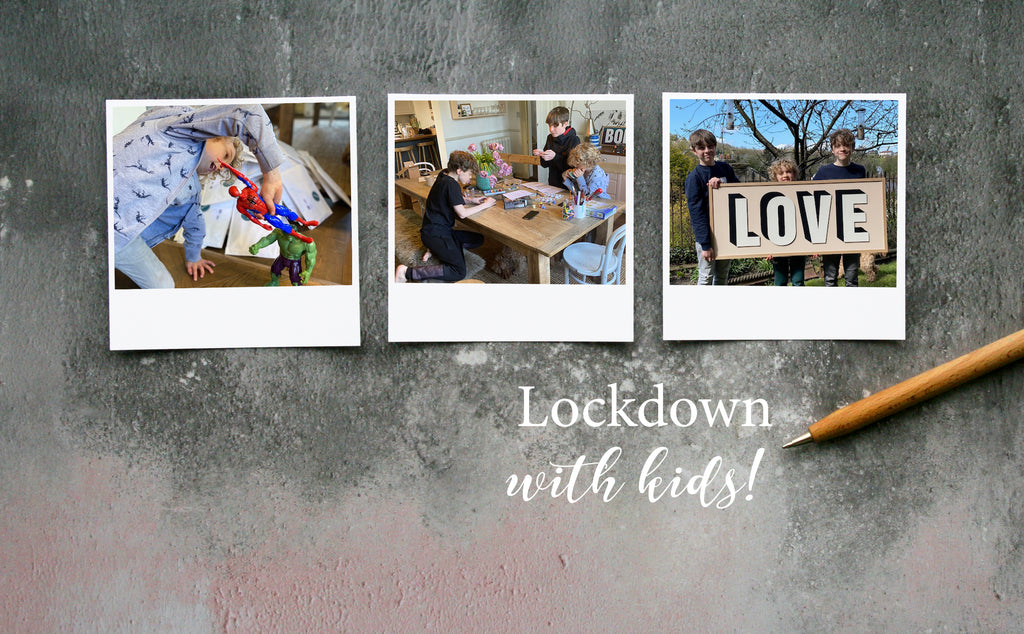 Lockdown with Kids