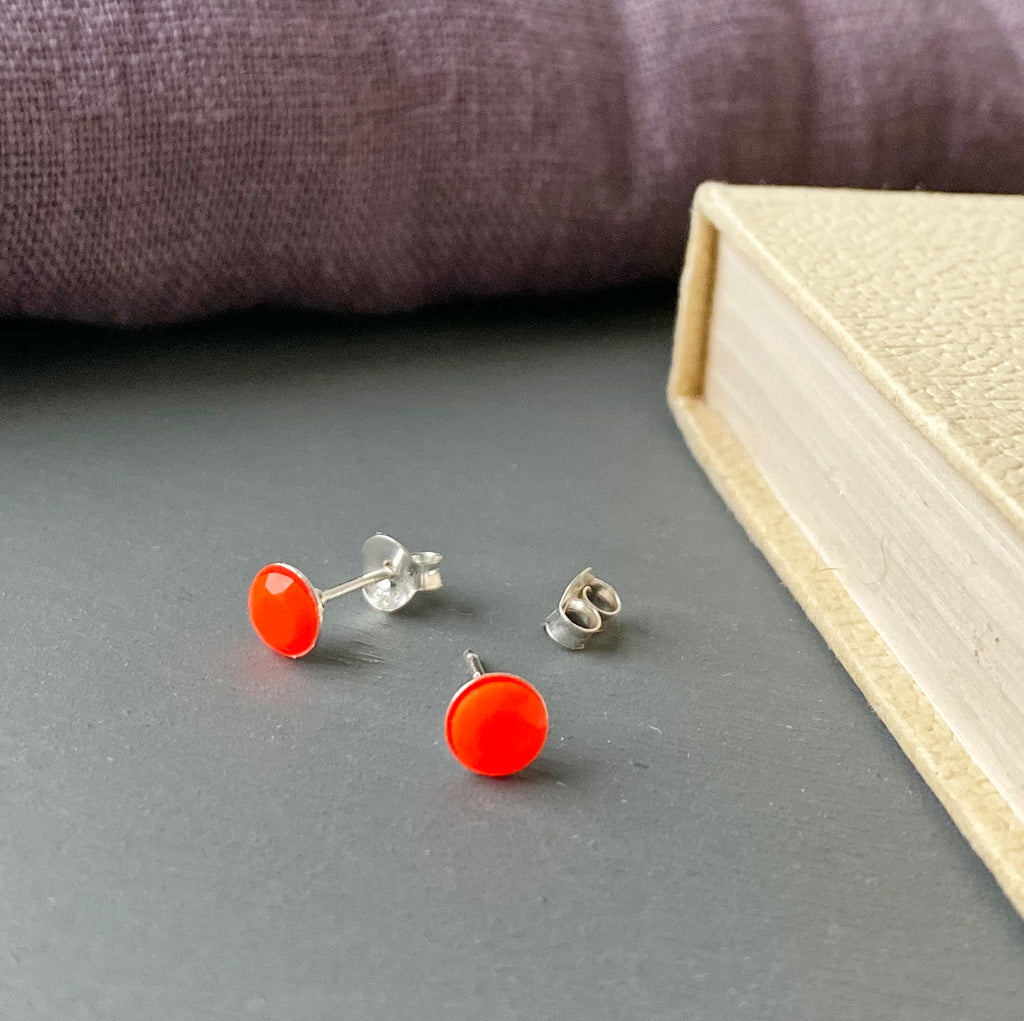 Colour Pop Ear Studs