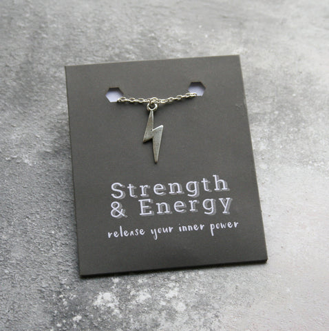 Strength and Energy Necklace
