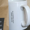 Personalised 'What's Your Excuse' Mug And Coffee Set