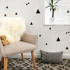 Vinyl Triangle Wall Stickers Wholesale