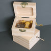 Personalised How Loved You Are Music Box