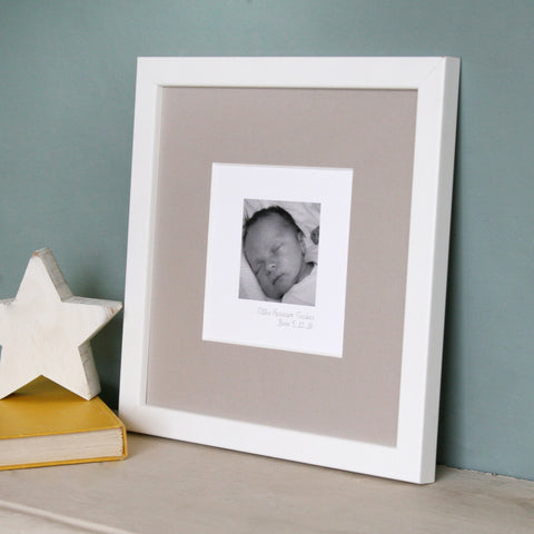 Personalised Favourite Photo Print