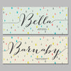 Personalised Name Meaning Print