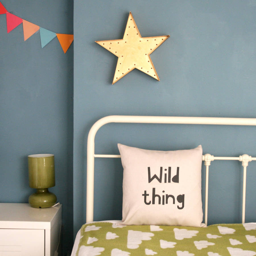 Wild Thing Cushion