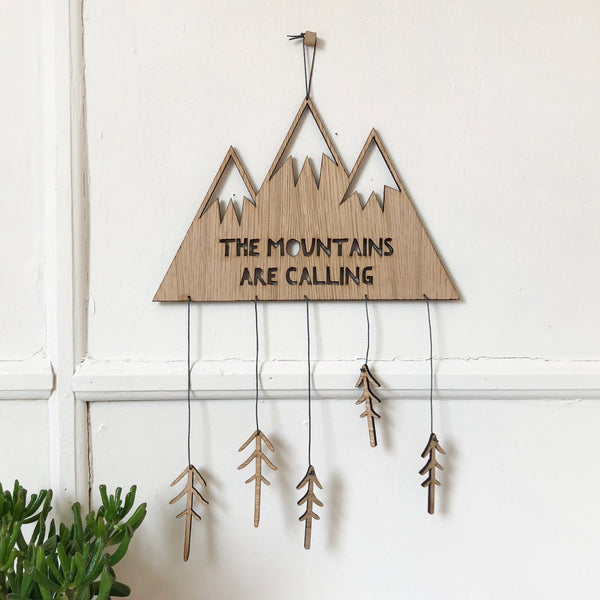 Mountain Hanging Decoration Wholesale