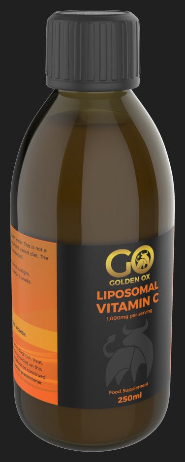 Golden Ox Liposomal Vitamin C