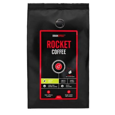 Rocket Coffee Ground | BRAINEFFECT | 460g