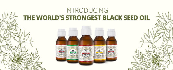 The Blessed Seed - Black Seed Range
