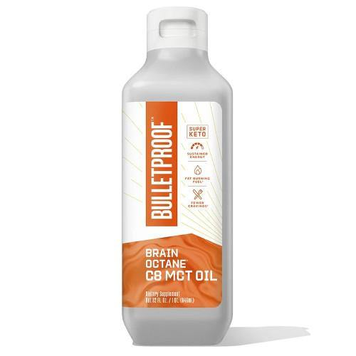 Brain Octane Oil | Bulletproof | 946ml (32 oz.) - Oceans Alive Health