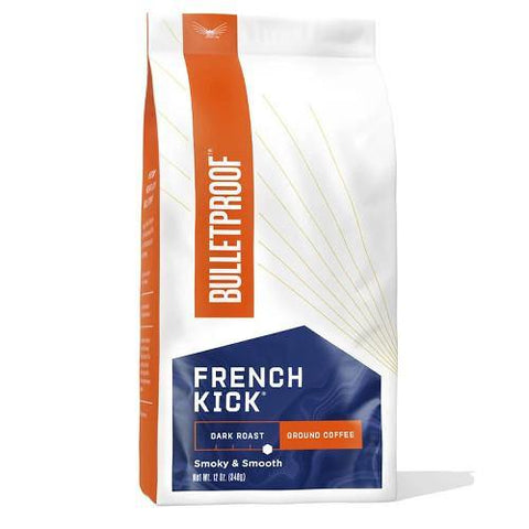 French Kick Dark Roast Ground | Bulletproof | 340g - Oceans Alive Health