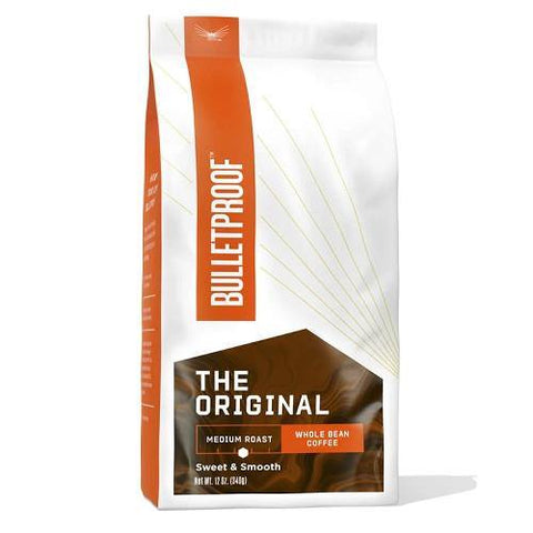 The Original Whole Bean Coffee | Bulletproof | 340g - Oceans Alive Health